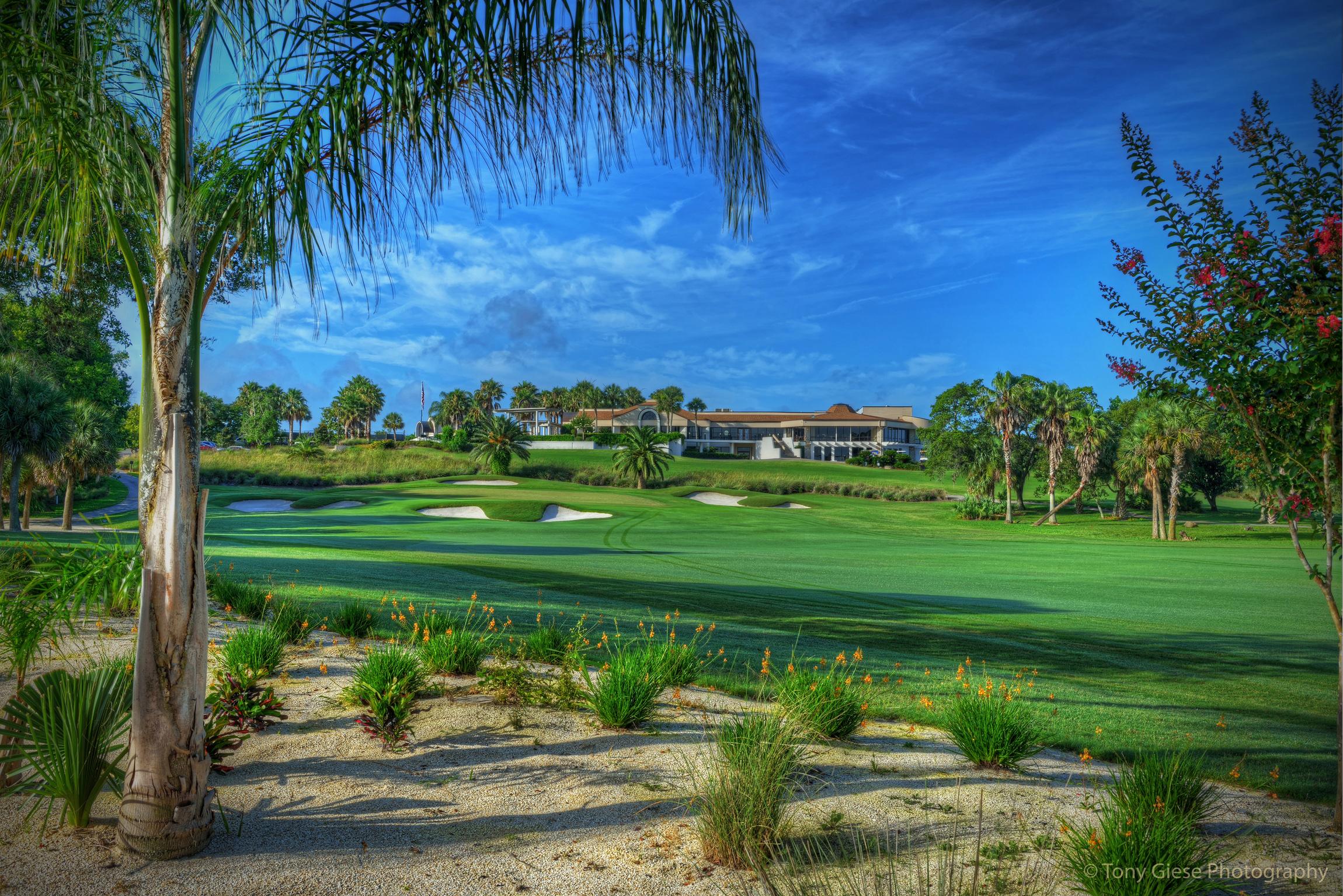 Sugar Mill Country Club, New Smyrna Beach, Florida