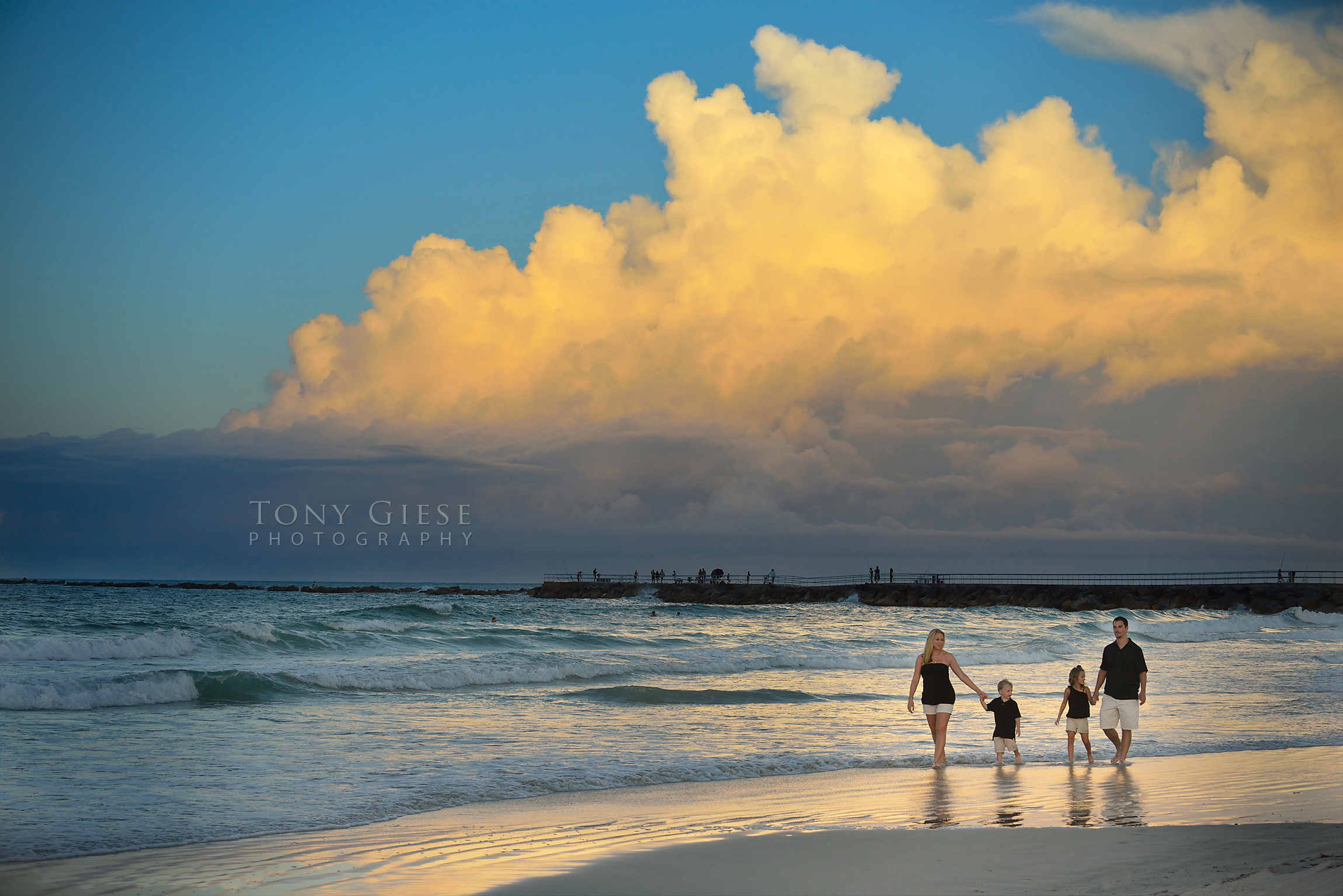 Daytona Beach portraits by Tony Giese Photography