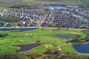 golfcoursecelebrationaerial