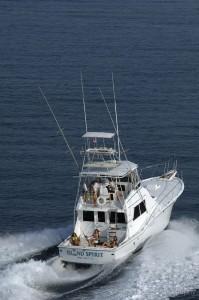 sportfishboataerial