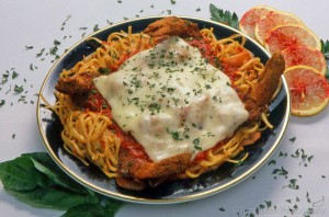 italianfriedshrimppasta