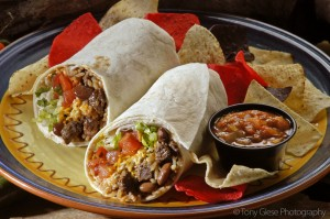 mexicansteakburrito