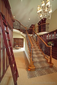 luxuryleopardstairs