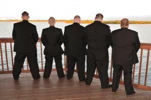 groomsmenwatering