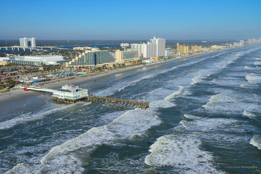 Main St Pier Daytona Beach Fl The Best Beaches In World