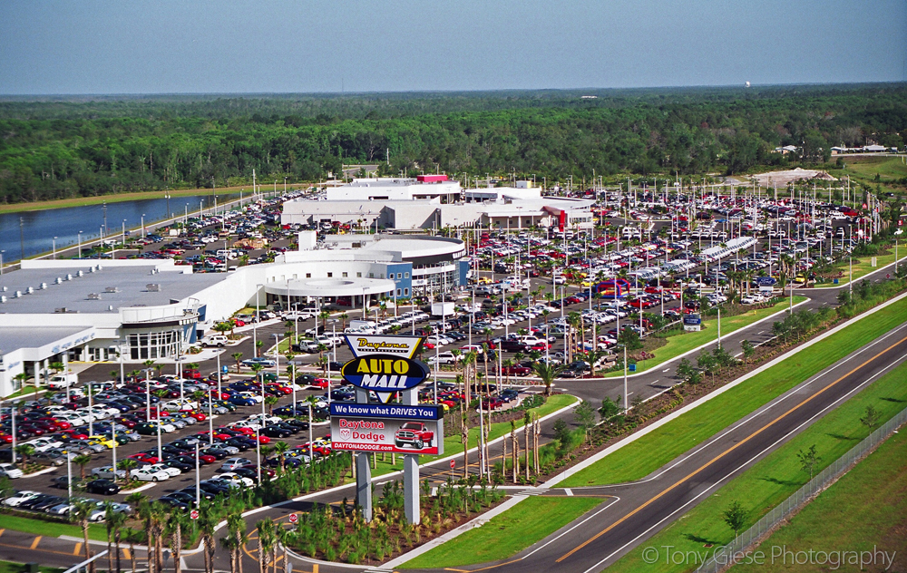 Daytona Auto Mall >> Aerial Photography Tony Giese Photography Daytona Beach Photographer