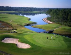 golfplantationbayaerial