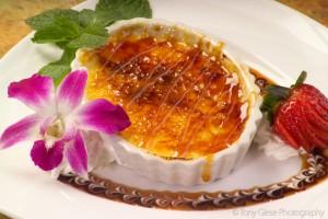 dessertflan