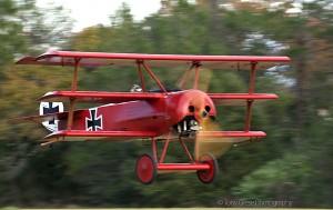 germanredtriplane